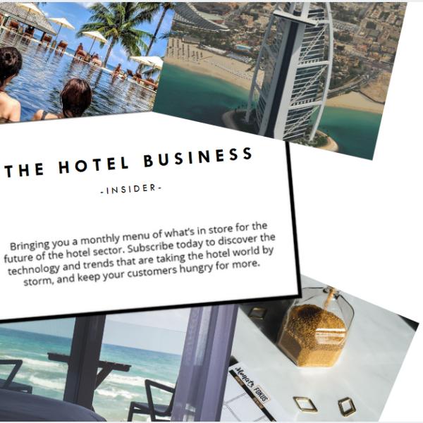 E-magazine - The Hospitality Design Show